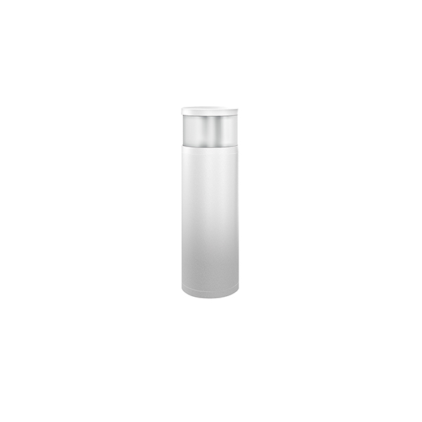 BOLLARD ALVA 360° 540 / 170 16W 4000K WHITE MILKY ON/OFF