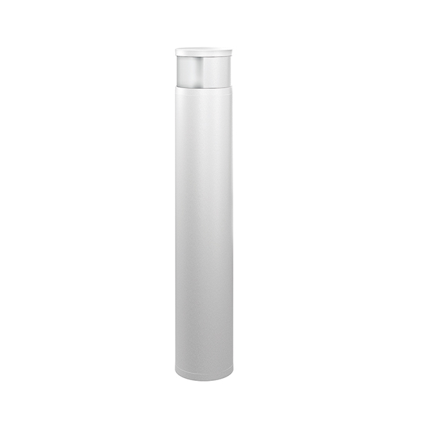 BOLLARD ALVA 180° 940 / 170 16W 4000K WHITE MILKY ON/OFF